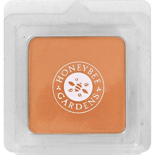 Honeybee Gardens Pressed Mineral Powder Luminous - 0.26 Oz by HoneyBee (Luminous Garden)