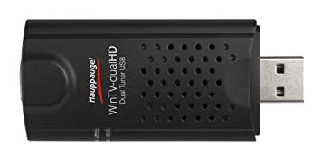 Hauppauge - Sintonizador Dual Digital TV para DVB-C, DVB-T2 y DVB