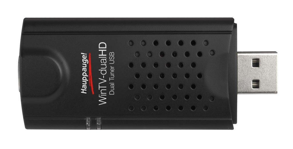 Hauppauge TV-Tuner Hauppauge WinTV-dualHD USB Stick DVB-C/T2/T mit FB