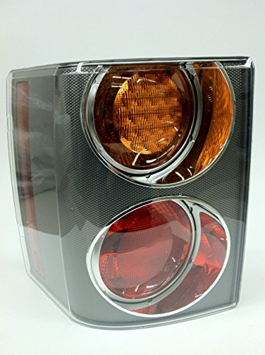 Range Rover Red and Orange Left Tail Light Assembly