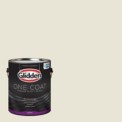 One Coat   Glidden   Interior Paint U0026 Primer, Off White, White/White