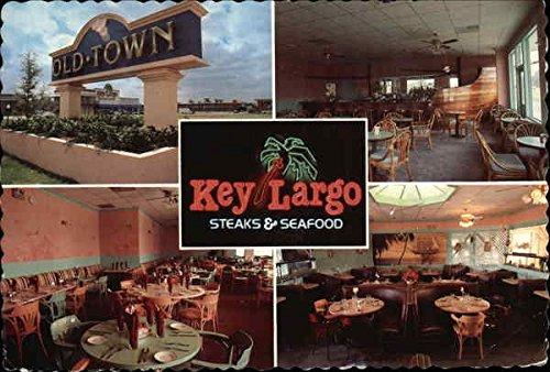 Amazon Com Key Largo Restaurant At Old Town Kissimmee