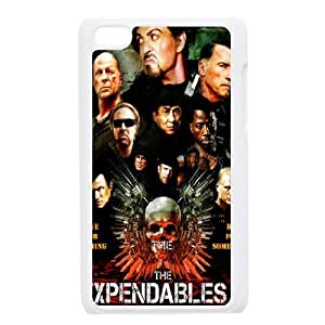 The Expendables For Ipod Touch 4 Phone Case & Custom Phone Case Cover R97A651536