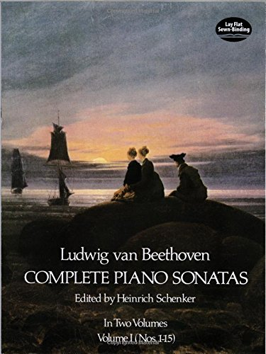 Ludwig Van Beethoven Complete Piano Sonatas Volume 1 (Nos. - Sheet Moonlight Music Sonata Beethoven