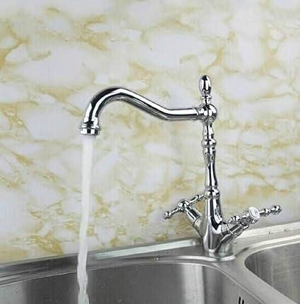Kitchen Faucet Sink Faucet Kitchen Faucet Retro Kitchen Sink ...