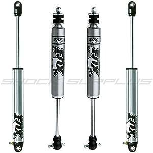 """Bilstein 5100 Gas Shocks Front Pair for 07-17 Wrangler 4WD w//1.5-3/"""" lift JK"""