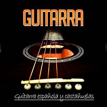 Guitarra, Guitarra española y castañuelas de El Niño de la ...