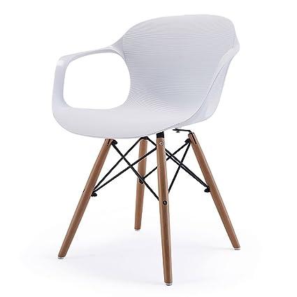 Sedie Moderne In Plastica.Zxcy Sedie Cucina Sedia Multifunzionale Sedia Semplice In Plastica