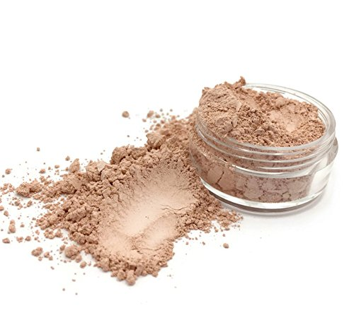 iamgreenminded.com Bright Eyes - Under Eye Brightener, Dark Circle Concealer, All Natural Makeup, Organic, Cruelty Free, Vegan, Non Comedogenic(will not clog pores!) 0.06oz / 1.7g ()