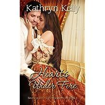 Hearts Under Fire (Southern Belle Civil War Romance Book 4)