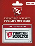 Tractor Supply Company Gift Card