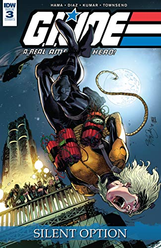 Amazon.com: G.I. Joe: A Real American Hero: Silent Option #3 ...