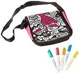 Cra-Z-Art Trolls Messenger Bag Building Kit