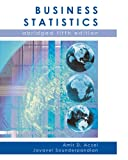 Business Statistics, Aczel and Jayavel Sounderpandian, 0077108604