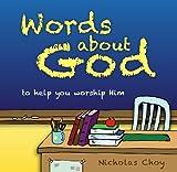 Words about God, Nicholas Choy, 1845507789