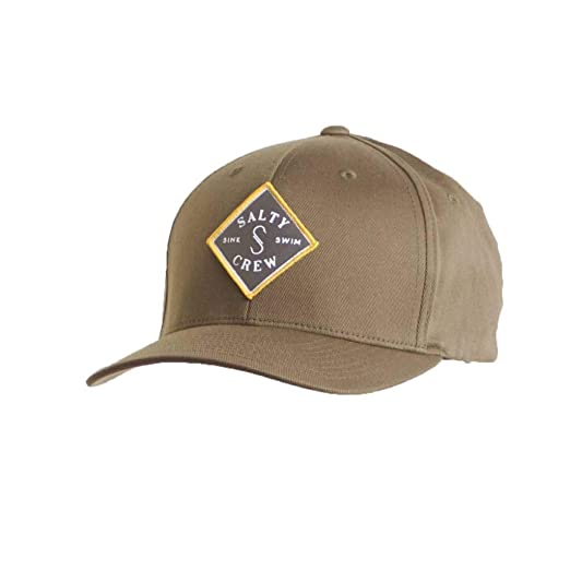 1eec31730b183 Amazon.com  Salty Crew Tippet Stamped Hat  Sports   Outdoors