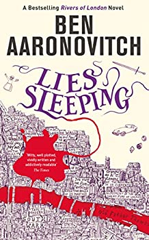 ies Sleeping (Rivers of London) Hardcover – November 13, 2018 by Ben Aaronovitch  (Author)