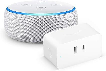 【セット買い】Echo Dot 第3世代 サンドストーン + Amazon スマートプラグ