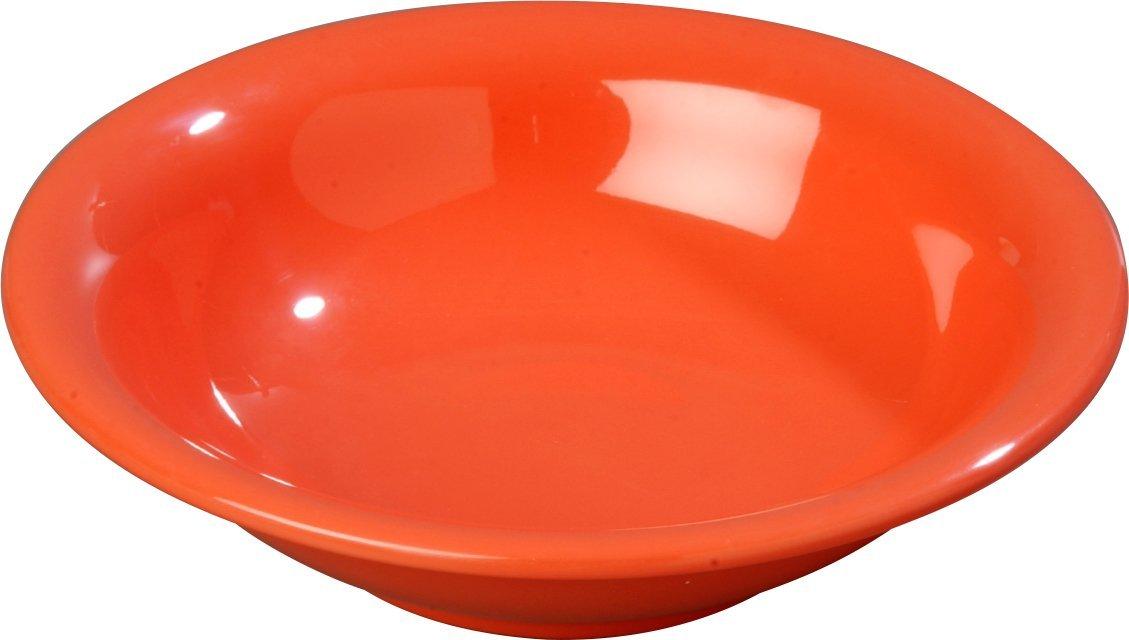 カーライル Sierrus メラミン 縁 3303252 ボウル 、 15 オンス、 サンセット オレンジ ( 24 個 セット ) B0146CETVS