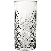 Utopía p52800Timeless Vintage largo bebida cristal, 15,75oz, 45cl