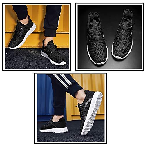 Schwarz Chaussures 1 Hommes Muou wei AqggS