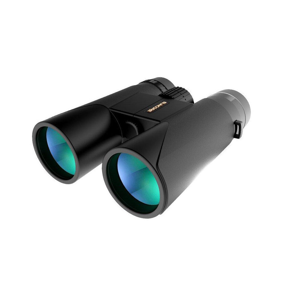 Prismaticos OBOSOE x Plegables Binoculares con Prisma Bak Prismáticos plegables Zoom con