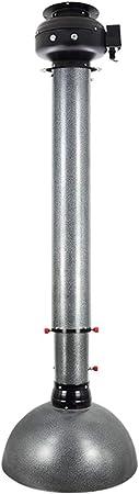 Equipo De Extracción De Humos Retráctil, Campana Extractora, Con Foco LED Cálido De 3 × Puede Recoger Humo A 360 Grados Adecuado Para El Hogar, Barbacoa, Cafetería: Amazon.es: Hogar