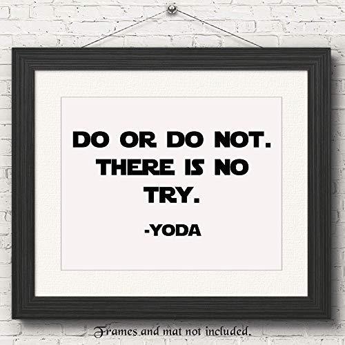 Yoda Posters Star Wars Wall Art Of Jedi Master Yoda
