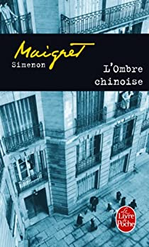 L'ombre chinoise par Simenon