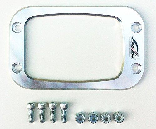 Yamaha Rhino 660 700 Billet Aluminum Shift Boot Plate -  Quad Logic, 100-3178