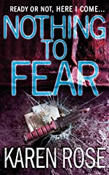 Nothing to Fear (Romantic suspense Book 4)