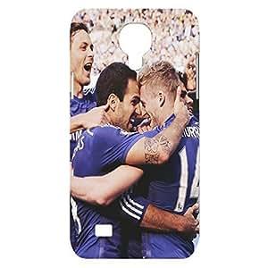 Chelsea FC Cesc Fabregas Celebrated With Teammates 3D Plastic Case For Samsung Galaxy S4 Mini