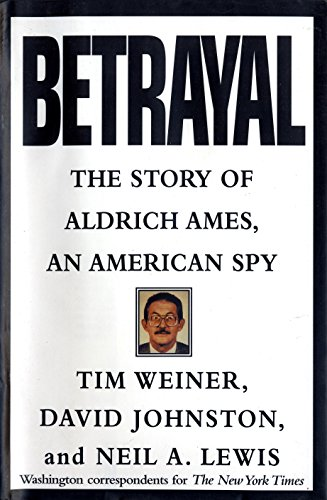 an introduction to the history of aldrich ames