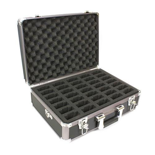 Williams Sound CCS 030 35 Large Body-Pack System Briefcase (35 Slot) by Williams Sound