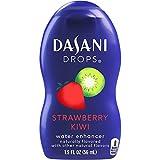 DASANI Drops, Strawberry Kiwi, 1.9 fl oz, 6 Pack