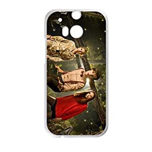 Happy Doctor Who Design Personalized Fashion High Quality Phone Case For HTC M8