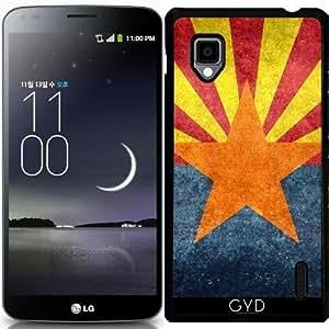 Funda para LG Optimus G (E975) - Bandera Del Estado De Arizona - Retro by BruceStanfieldArtist