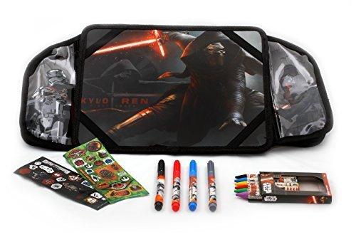Disney Star Wars travel art desk