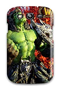 High-quality Durability Case For Galaxy S3(world Of Warcraft)