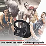 VEOXLINE Training Mask | 24 Breathing Resistance