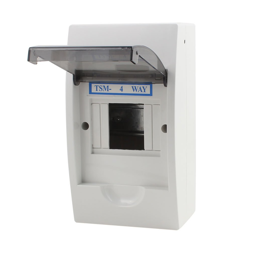 sourcingmap/® 200x110x90mm Waterproof 4 Ways Distribution Box Switch Cover for Circuit Breaker