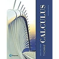 Thomas' Calculus (14th Edition)