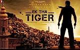 Buy Ek Tha Tiger (2012) (Hindi Movie / Bollywood Film / Indian Cinema DVD)