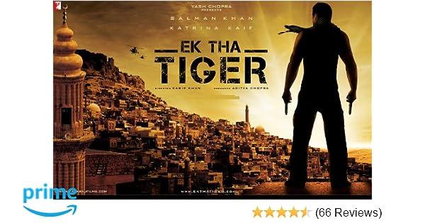 Amazon com: Ek Tha Tiger (2012) (Hindi Movie / Bollywood