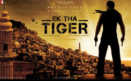 2012 Tiger - Ek Tha Tiger (2012) (Hindi Movie / Bollywood Film / Indian Cinema DVD)