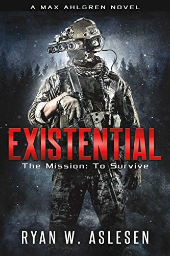 Existential: A Sci-Fi Horror Thriller cover