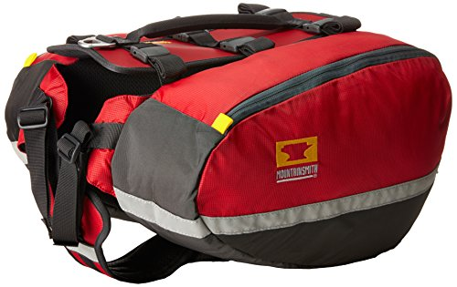 Mountainsmith K-9 Pack, Heritage Red, Large