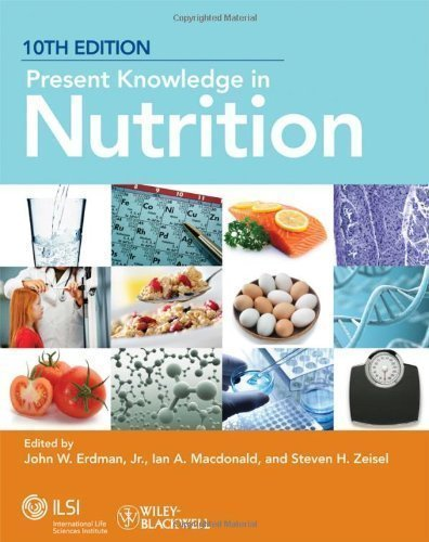 Present Knowledge in Nutrition 10th (tenth) edition published by Wiley-Blackwell (2012) (Nutrition Presents)