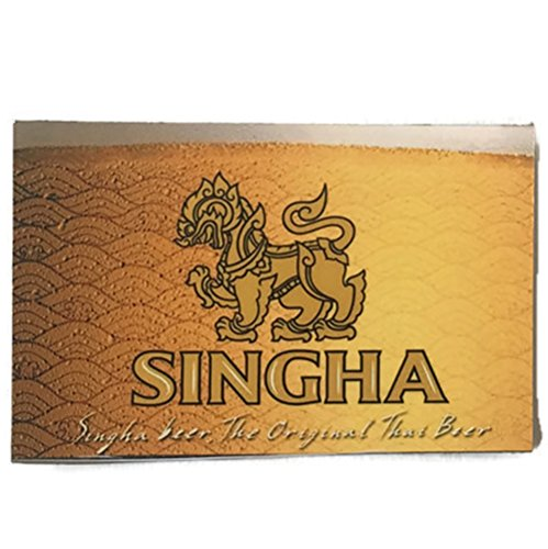 Agility Singha Beer Art 1 Collectible Vintage Photo Fridge Magnet