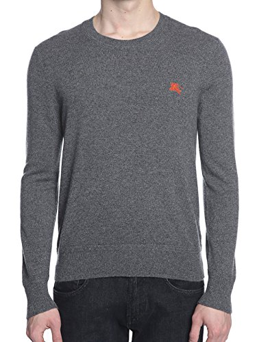 Burberry Homme 3943755 Gris Cachemire Maille